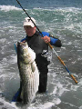 Mike Everins and His Striper