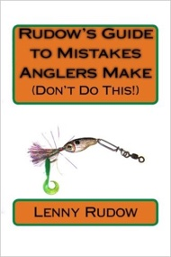 Book - Guide to Mistakes Anglers Make