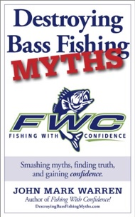 Book - Fish Different: Ron Yurko's secrets of Bass Fishing