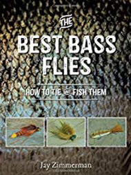 Book - The Best Bass Flies: How to Tie and Fish Them