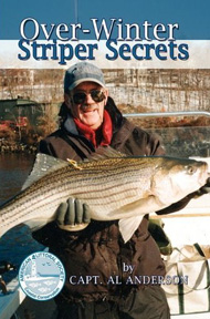 Book, Over-Winter Striper Secrets