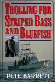 Book - Trolling for Striped Bass and Bluefish