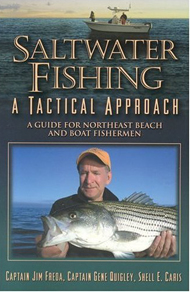 Book - Saltwater Fishing A Tactical Approach