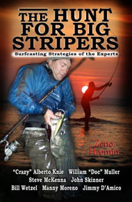 Book - The Hunt for Big Stripers