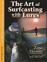 Book - The Art of Surfcasting Lures