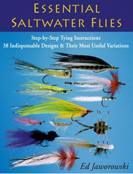 Book - Essential Saltwater Flies