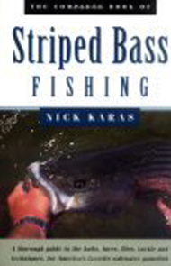 Book - Striped Bass Fishing
