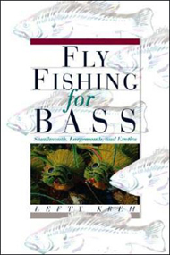 Book - Flyfishing for Bass