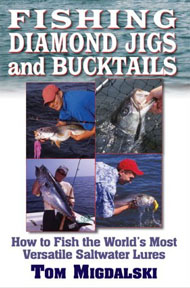 Book - Fishing Diamond Jigs and Bucktails