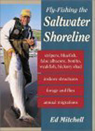 Book - Fly fishing The Saltwater Shoreline