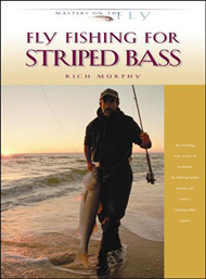 Book - Fly fishing for striped bass