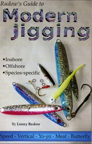 Book, Rudrow's Guide to modern Jigging