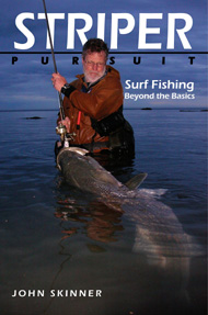 Book - Striper Pursuit