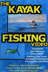 The Kayak Fishing Video