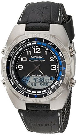Casio Fishing Watch Watch