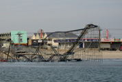 Casino Pier Damaged by Sandy