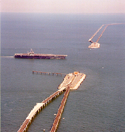 Chesapeake Bay-Bridge Tunnel