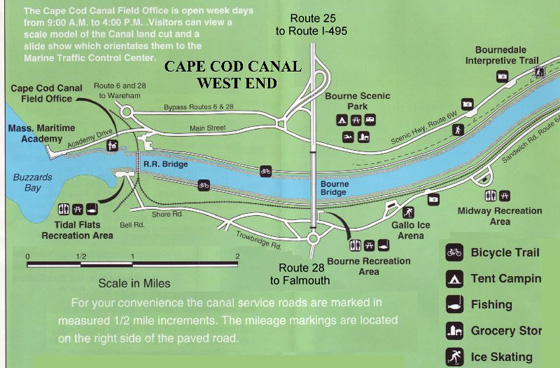 Cape Cod Canal West
