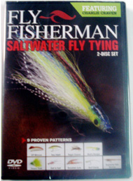 DVD - Fly Fisherman Saltwaer Fly Tying