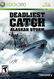 Deadliest Catch - for Xbox 360