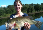 Gabrilee Esperson's Largemouth Bass