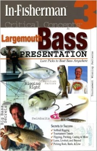 Book - in-Fisherman Critical Concepts - Largemouth Bass