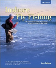 Book - Inshore Fly Fishing: Along Cold Water Seacoasts