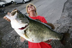 Manabu Kurita's Largemouth Bass