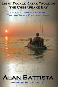 Book - Light Tackle Trolling the Chesapeake