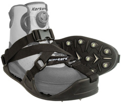 Korkers Cast Trax Cleated Overshoe