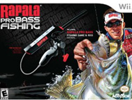 Video Game - Rapala Pro Bass Fishing