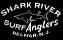 Shark River Surf Anglers Logo