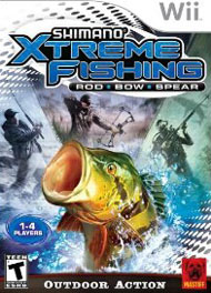 Game - Shimano Xtreme Fishimh for Wii
