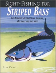 Book - Sight Fishing for Striped Bass