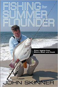 Book - Fishing for Summer Flounder